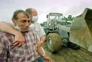 Yalova'da deprem yolsuzluğu iddiası.11303