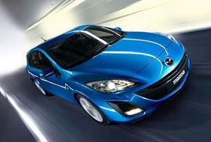 Mazda3 HB g�r�c�ye ��k�yor.11781