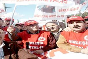 Mudanya'daki işçiler terk etmiyor.30510