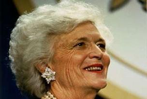 Anne Bush hastaneye kaldırıldı.10100