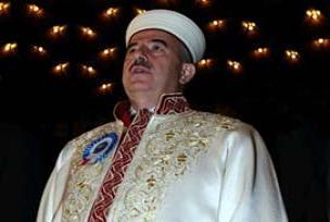 Bardakoğlu, Kurban Bayramını kutladı.13726