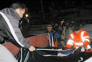 Tekne faciasının sorumlusu yakalandı.11882