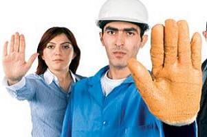 TOKİ işçilerinden maaş eylemi.11945