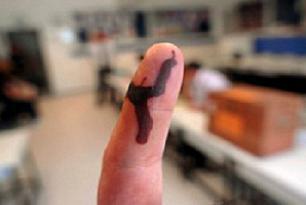 Hindistan seçimlerinde ikinci aşama.8480