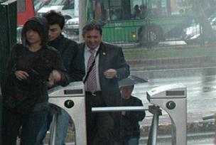 İstanbul yağmur ve rüzgara teslim.11787
