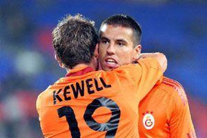 Kewell ayrı çalıştı!.13272