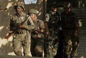 Hindistan'da 7 rehine kurtarıldı.13039