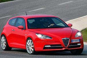 Alfa Romeo Mito'ya NCAP'tan 5 yıldız.12813
