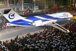 Çin ilk uçağını uçurdu!.18064
