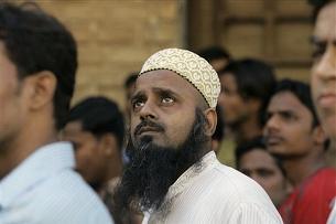 Hindistan'da 1 ay sürecek seçimler başladı.10861