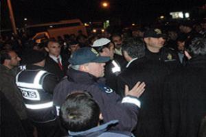 Erzurum'da DTP mitingi gerginliği.10805