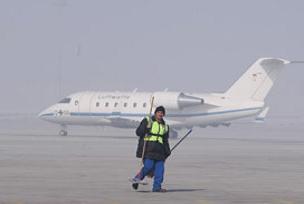 Temizlediği uçaktan piyango çıktı!.5594