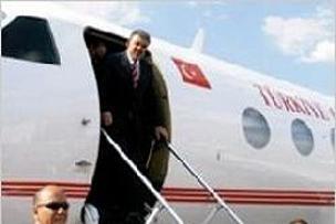 Cumhurbaşkanı Gül Türkmenistan'da .10008