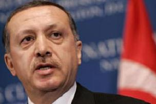 Başbakan Erdoğan, Olmert'i askıya aldı.8599