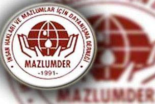 Mazlum-Der'in eylemi sona erdi.14219