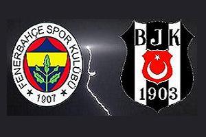 Fenerbahçe 2 - 1 Beşiktaş (Maç Sonu).13746