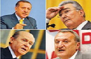Türk siyasetinin değişmez gerçeği.14289