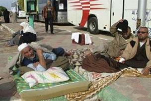 Mısır açmıyor, Suudlar vize vermiyor.16990