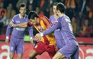 Galatasaray maçında skandal.16716