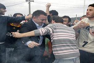 Ereğli'de vatandaş hamsiye doydu.13955