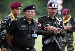 Tayland'daki gösterilerde 1 kişi öldü.15752