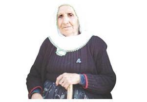 84 yaşında vatandaş olabildi.6497