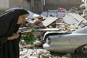 Telafer'de bombalı araçla saldırı.27879