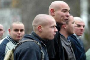 Rusya'da ırkçılık hızla artıyor .13933