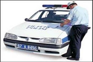 Polis tatilcileri kara noktalar için uyardı.12097