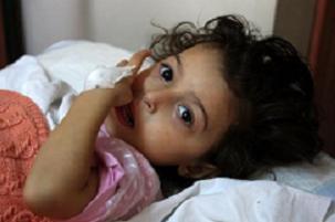 Minik Aleyna, babasının ciğerinin köşesi.9276