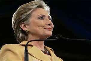 Hillary Clinton'dan hoşlanmayan ülke.8892