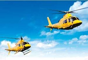 Helikopter için ekipler alarma geçti!.10028