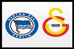 Hertha Berlin 0 - 1 Galatasaray (Maç Sonu).11776