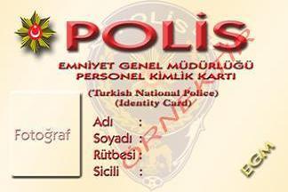 Kimlik göstermeyen polise ceza geliyor.13803