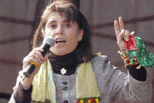 Leyla Zana siyasetten men ediliyor.18523