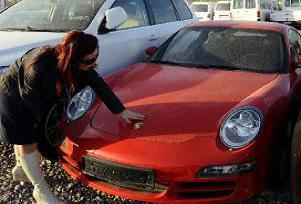 Porsche Carrera da icralık oluyorsa!.15161