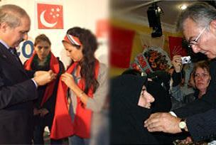 Saadet'den CHP'ye 'başı açık' destek!.13490