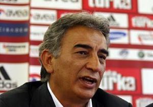 Polat: Futbolda başarısız olduk.12563