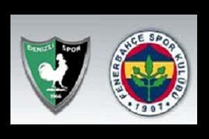 Denizlispor 0 - 1 Fenerbahçe (Maç Sonu).10101