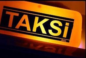 Taksicinin gasp yalanı ortaya çıktı.11968