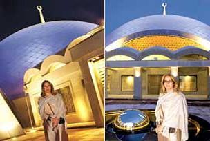 Cami tasarımına kadın eli değdi.14785