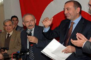 Kılıçdaroğlu'na 'çarşaf' tepkisi!.12225