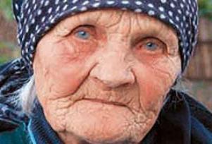 Putin'in annesi Putin'den utanıyor.13332
