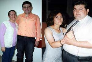 11 ayda 82 kilo verdi, şimdi böyle.11922
