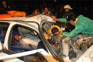 Eskişehir'de kaza: 1 ölü 5 yaralı.15396