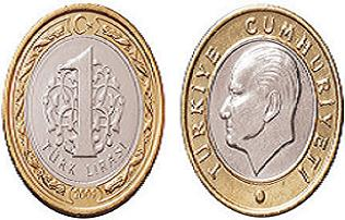 Yeni 1 Lira Ocak'ta ceplerimizde.20834