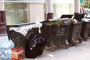 Çöpteki ölü bebeğin annesi bulundu.13502