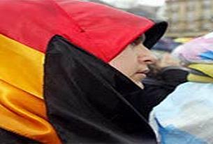 Almanya'da bayram coşkusu .26742