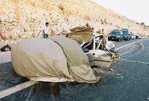 Kozan'da trafik kazası: 2 ölü, 6 yaralı.15387