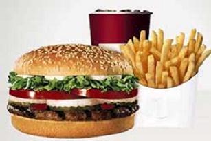 Kriz 'fast food' sektörüne uğramadı.12460